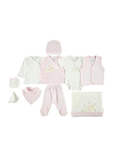 Bebbek Nenny Babt Hello Kız Bebek 10'lu Hastane Çıkışı NB-124 Renkli